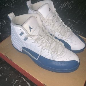 Air Jordan 12 French Blue Size 11
